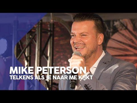Mike Peterson Telkens Als Je Naar Me Kijkt Sterren Nl Fancafé