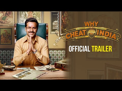 Download Why Cheat India Trailer | Emraan Hashmi | Soumik Sen | Releasing 18 January HD Video