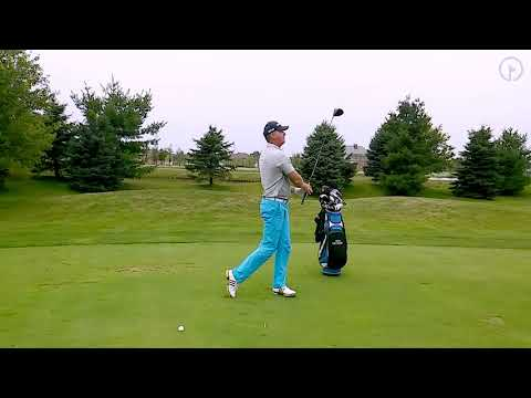 Use Your Legs to Increase Full Swing Power
