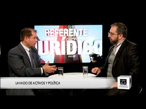 Tema: Lavado de activos en los partidos políticos y crimen organizado, 22-11-17 - RJ (Bloque III)