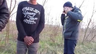 Una historia inhumana en la frontera de Serbia con Hungría