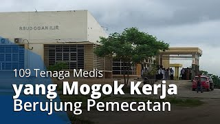 POPULER: Fakta Pemecatan 109 Tenaga Medis RSUD Ogan Ilir, Bermula dari Gaji Cuma 750 Ribu per Bulan