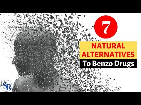 🧠 7 Best Natural Alternatives To Benzo Drugs & Fixing Anxiety