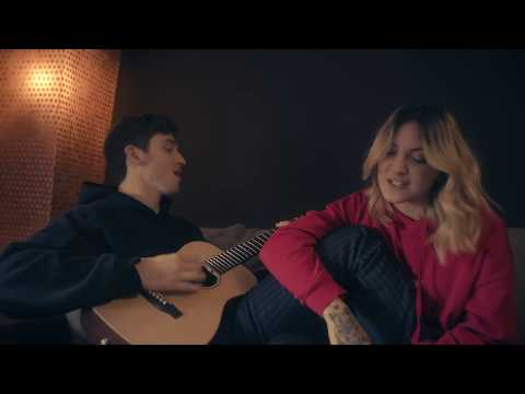 Lauv and Julia Michaels - There's No Way (super stripped) (видео)