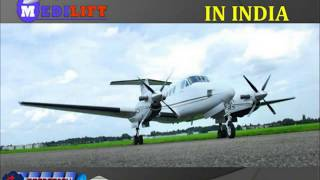 Hired Very Low Air Ambulance Cost Chennai to Delhi by Medilift