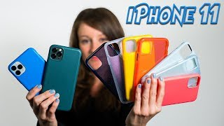 iPhone 11 Case Haul!