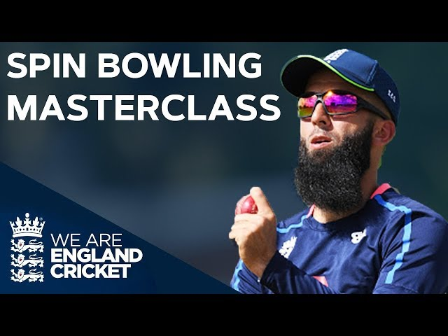 How To Bowl Spin Like A Pro | Spin Bowling Masterclass With Peter Such