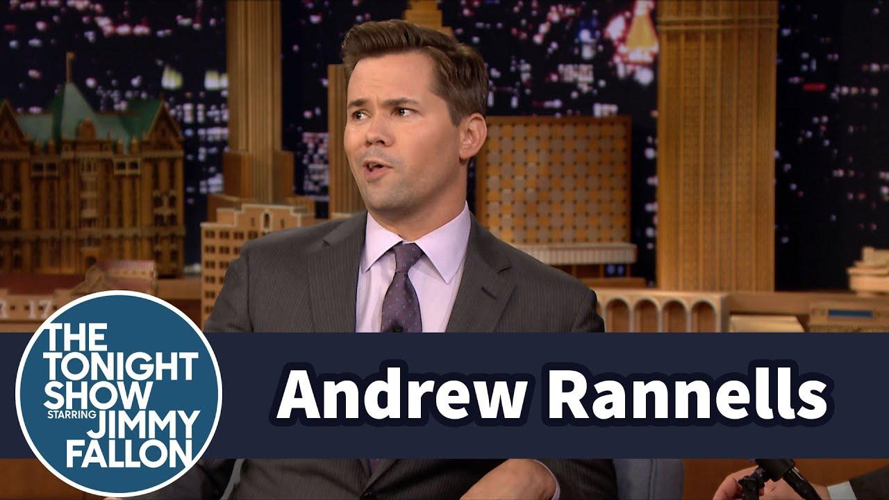 Andrew Rannells Couldn't Stop Swearing at Robert De Niro thumbnail