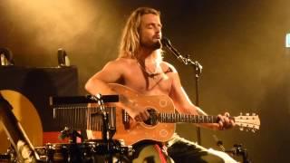 Xavier Rudd - Spirit Bird - live Backstage Werk Munich 2013-06-17