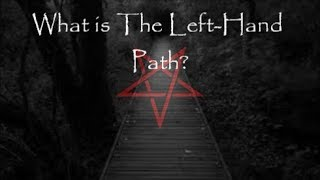 """What is the Left-Hand Path?"" A Conversation with the Dark Fool"