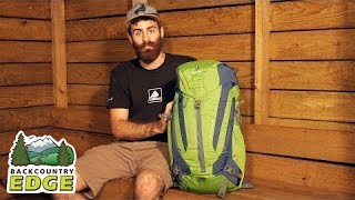 Deuter ACT Trail 30 / black-granite - відео 1