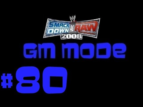 Download SUMMERSLAM GO HOME - WWE Smackdown VS Raw 2008 GM Mode Ep. 80 HD Mp4 3GP Video and MP3