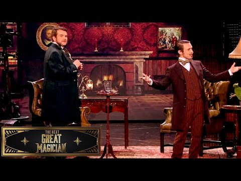 Morgan & West: Time Travelling Magicians | The Next Great Magician