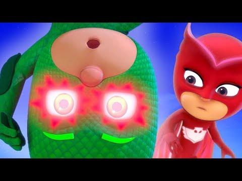 PJ Masks Full Episodes | PJ Masks Swap Super Powers?! | Cartoons for Kids