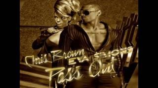 Chris Brown Ft Eva Simons - Pass Out