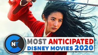 10 Most Anticipated Upcoming Disney Movies 2020 | Best Disney Movies Coming Soon This Year