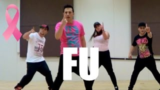 FU - Miley Cyrus Breast Cancer Awareness Dance Choreography | Jayden Rodrigues NeWest