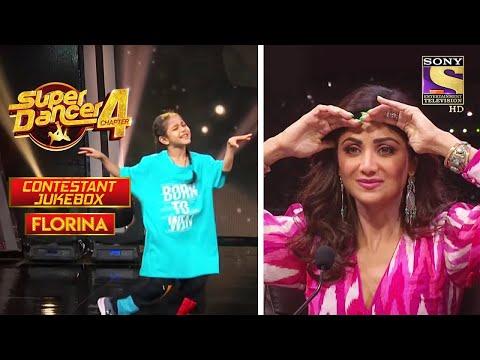 Florina Special Performances   Contestant Jukebox   Super Dancer Chapter 4