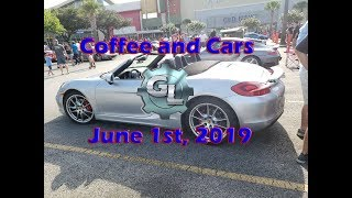 Coffee and Cars, Houston June, 2019