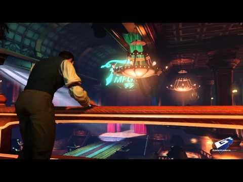 Bioshock Infinite Gameplay Footage Revealed