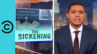 The Republican Healthcare Plan Is Falling Apart | The Daily Show