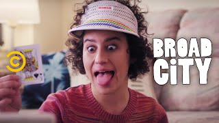 Broad City - Hack Into Broad City - Card Game