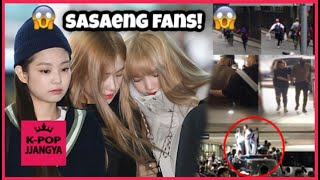 Sasaeng Fans Should Stop Doing This To Kpop Idols l KPOP JJANGYA