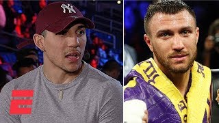 Teofimo Lopez: Everyone wants to see me fight Vasiliy Lomachenko | Top Rank Boxing
