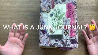 What is a Junk Journal and How To Use One