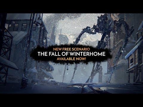 "Frostpunk | Story Trailer - ""The Fall of Winterhome"" (Free DLC) thumbnail"
