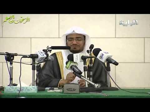 حال الأرواح بين النفختين . . مؤثر للشيخ صالح المغامسي