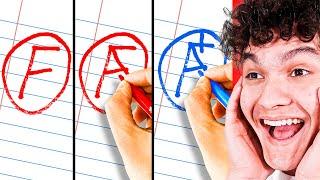 AMAZING School Life Hacks YOU NEED TO KNOW!