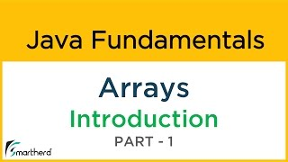 #6.1 Java ARRAYS Introduction. What are Arrays? Java Tutorial for Beginners