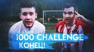 1000 CHALLENGE   GERMAN (ПОСЛЕДНИЙ ВЫПУСК)