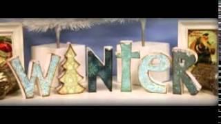 Winter Wood Crafts
