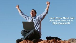 A New Job Search Tool - Tutorial. -  http:// my.job.info