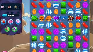 Candy Crush Saga   level 794 no boosters
