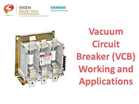Vacuum Circuit Breaker - VCB Latest Price, Manufacturers ... on