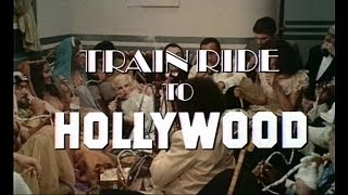 Train Ride To Hollwood (1975, Trailer) [Starring Bloodstone, Michael Payne, Tracy Reed]
