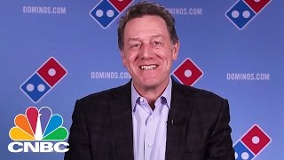Domino's Pizza CEO: Advertising In The Emoji Age | Mad Money | CNBC