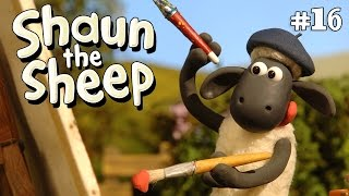 Download Video Shaun the Sheep - Belajar Melukis [Still Life] MP3 3GP MP4