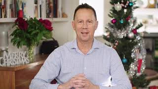 A Christmas message for staff and volunteers