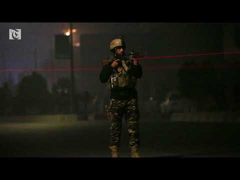 Gunmen attack Kabul's Intercontinental Hotel, take hostages