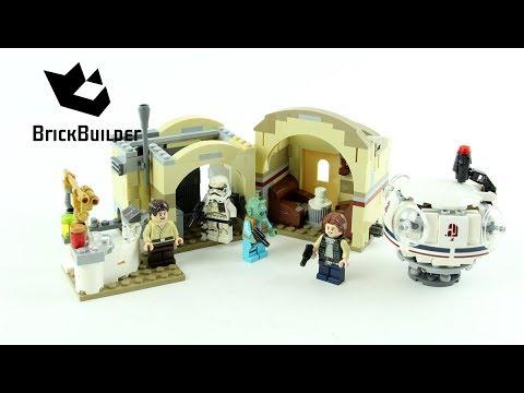 Lego Star Wars 75205 Mos Eisley Cantina  - Lego Speed Build