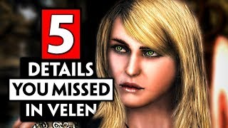 5 Details You Probably Missed in Velen | THE WITCHER 3