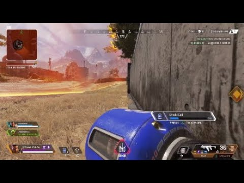 Apex Legends XIM Apex My best game + Settings in description PS4