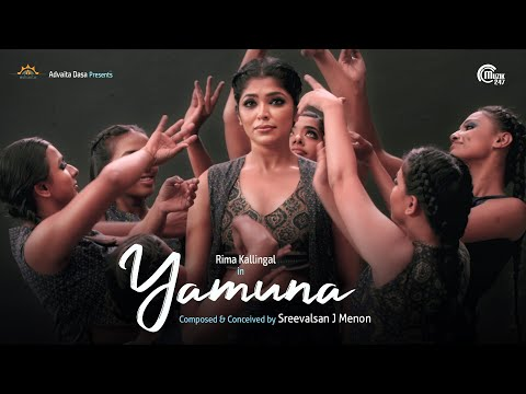 YAMUNA – A Dance Musical | Rima Kallingal | Sreevalsan J Menon | Advaita Dasa | Mamangam | Official