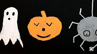 Bricolage Halloween: Gravure sur polystyrène