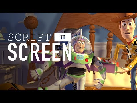 Toy Story | Script to Screen by Disney•Pixar