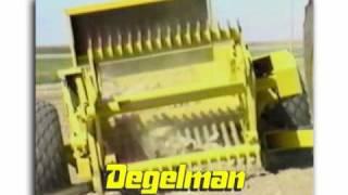 Degelman 6000 Signature Series Rockpicker